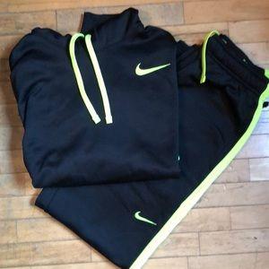Men's Nike Warm Up Suit